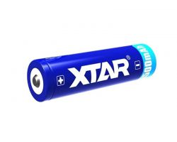 XTAR 3500 mAh 18650 Li-Ion Battery